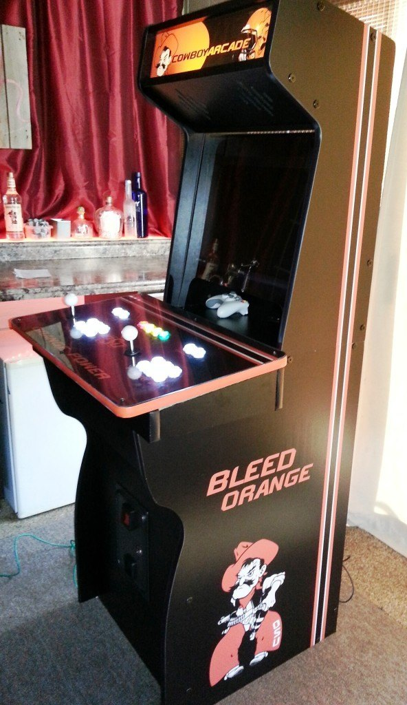 Build A Home Arcade Machine Game Room Solutions
