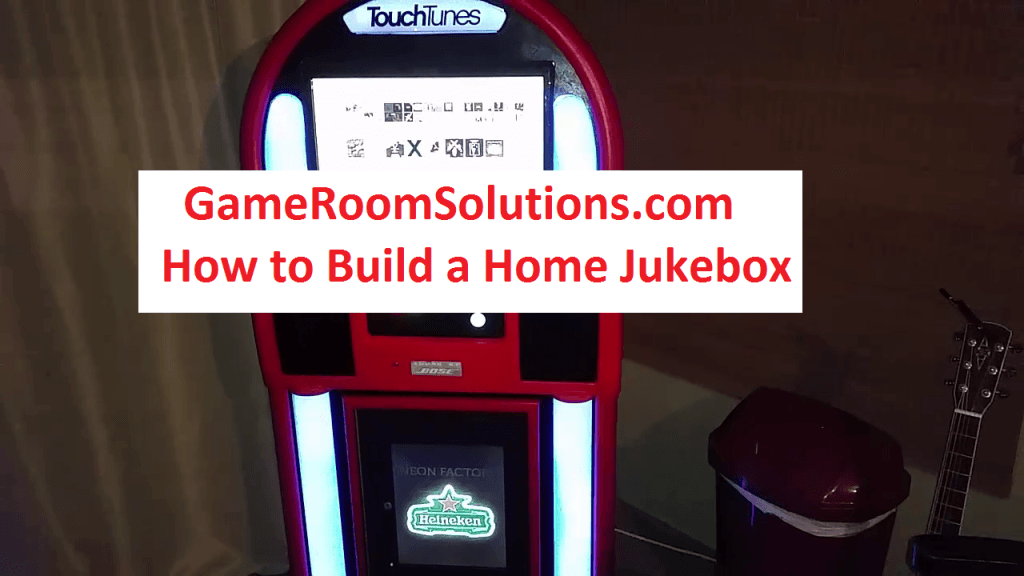 Build an Awesome Home Jukebox