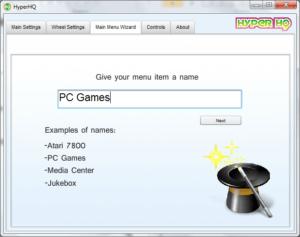 hyperhq add PC Games