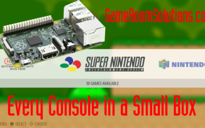 Raspberry Pi – The Light Weight Retro Gaming Console