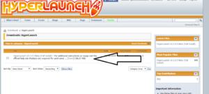 HyperLaunch Install File