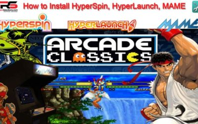 Setup HyperSpin MAME and Hyperlaunch – The Full Guide