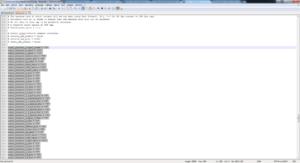 retroarch config notepad++ p1 highligh