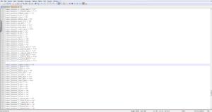 retroarch config notepad++ p1 joystick index