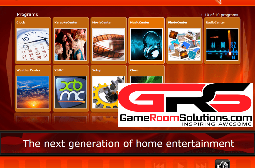 ZenPoint Home Jukebox Software
