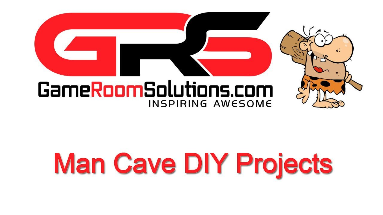 Man cave diy projects game room solutions