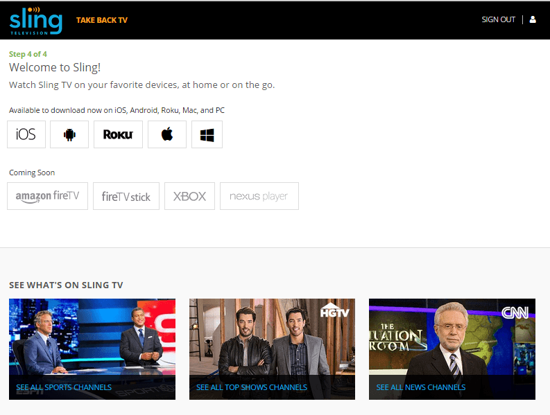 How To Install Sling Tv To Get Cheap Cable Over The Web