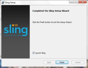 slingtv windows install 2