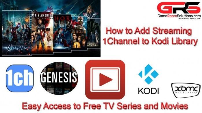 free tv on kodi