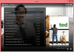 Kodi addons 1channel xbmc popular Movies