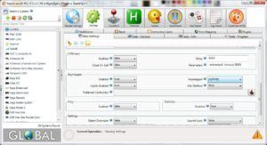 إعدادات HyperLaunch Keymapper