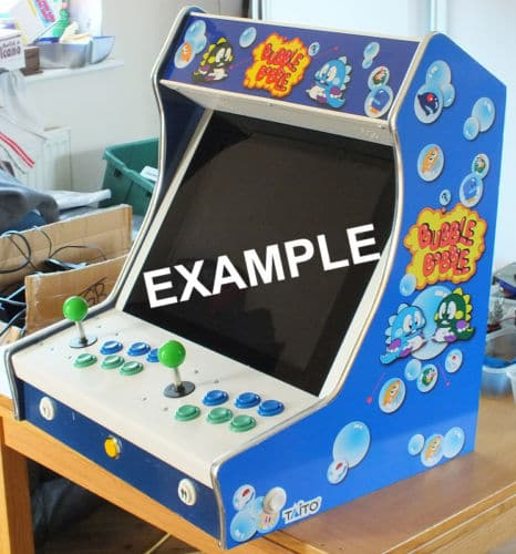 Bartop Arcade Kit Game Room Solutions