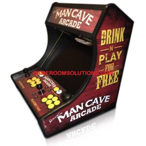 Bartop Arcade Kit Deluxe