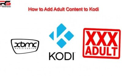 How to Enable Kodi XBMC Adult Content