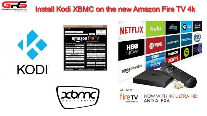 Get Free Movies and TV on your new Fire TV 4k Kodi XBMC