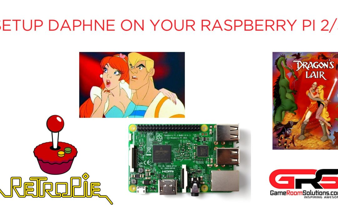 Setup Daphne on Your Raspberry Pi 3 RetroPie