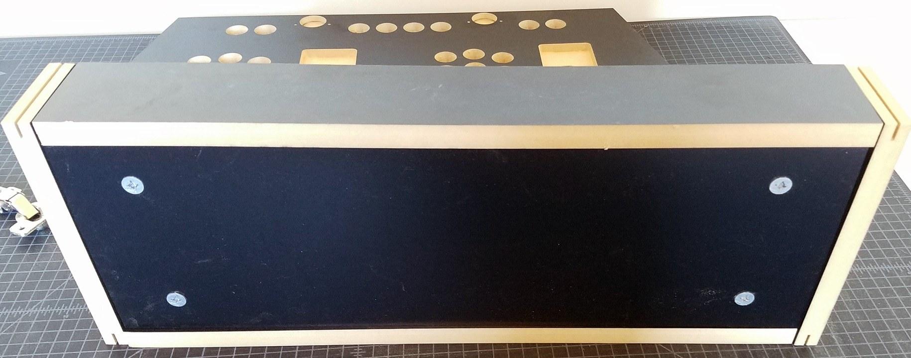Arcade Control Panel Cam Lock Graphics Control Kit