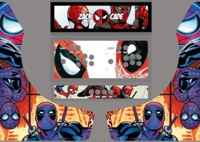spiderdeadpool