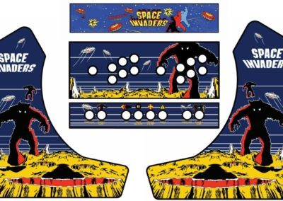 Weecade Space Invaders