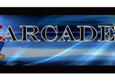 arcade nin blue