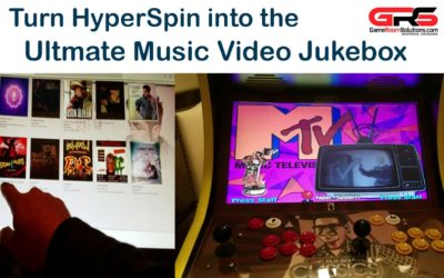HyperSpin – Video Jukebox Launch Chrome Browser Kiosk Mode
