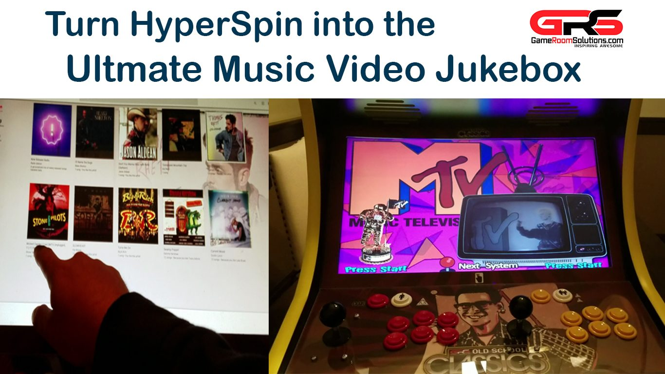 HyperSpin - Video Jukebox Launch Chrome Browser Kiosk Mode - Game