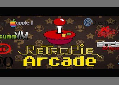 retropie arcade