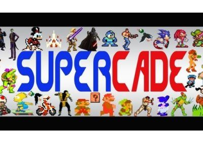 supercade mix white
