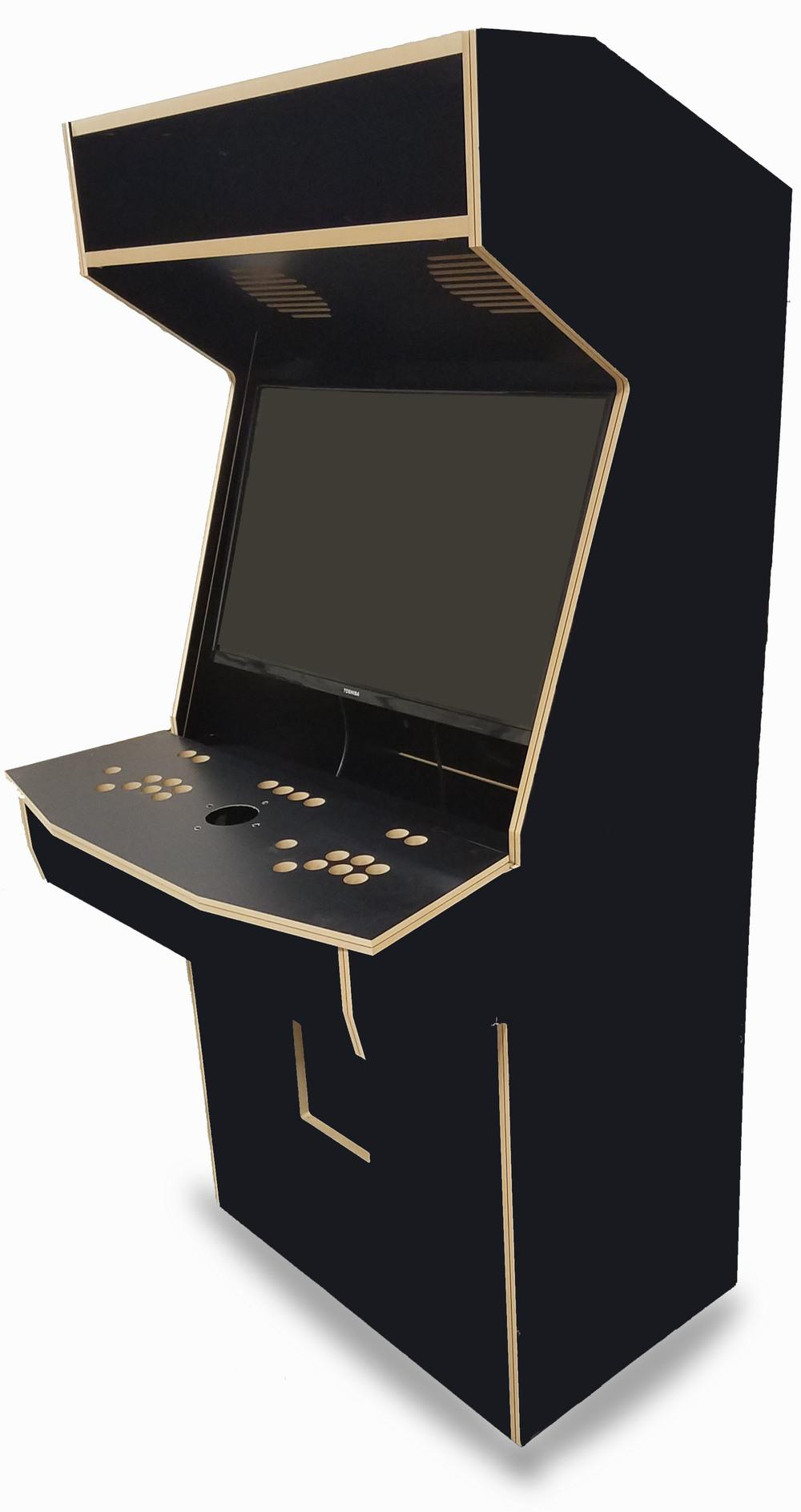 Arcade Cabinet Kit For 32 Quot Easy Assembly Get The Arcade Of