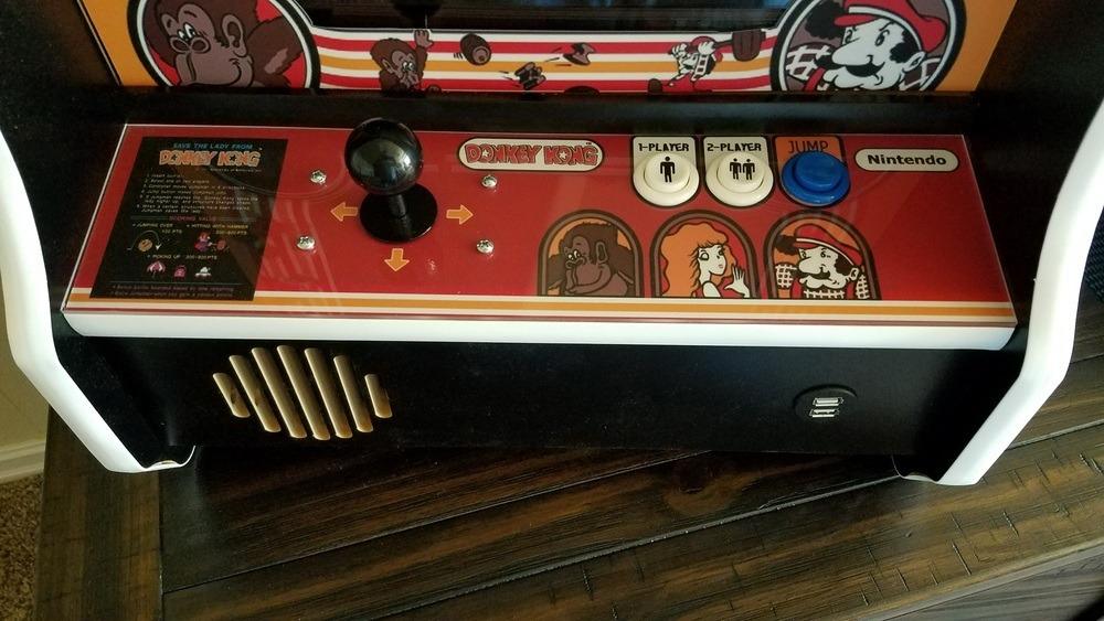 game room solutions graphics arcade control panel cam lock graphics