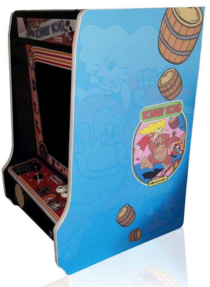 Ninbartop Arcade Kit Cam Lock Graphics Control Kit