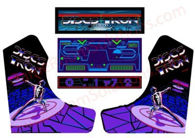 Disks-of-Tron