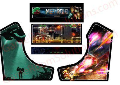 Metroid-Arcade
