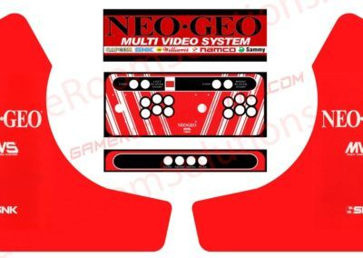 NEOGEO-MVS-Red