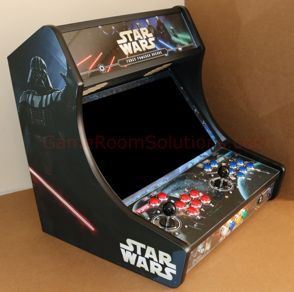 Plug And Play Deluxe Sw Game Room Solutions