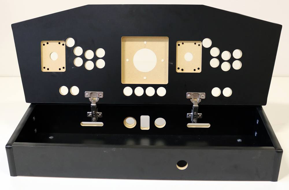 Arcade Control Panel Cam Lock Graphics Control Kit