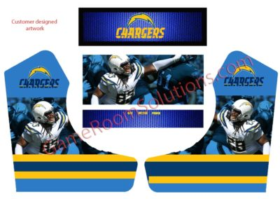 chargersJ